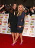 Melanie Chisholm aka Mel C and Emma Bunton The Daily Mirror Pride of Britain Awards 2012 London