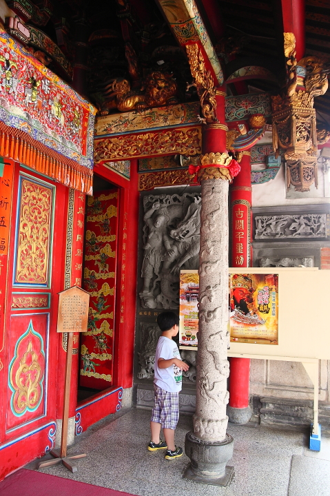 2012國民旅遊D5(三級古蹟妙壽宮、百年王船)000005