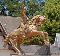 Statue San Martin. Republica de los Ninos. 2. (john.richards1) Tags: argentina de los nikon sigma nios repblica d80 citybell repblicadelosnios republicofthechildren