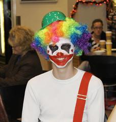 Halloween Costume Contest 2012