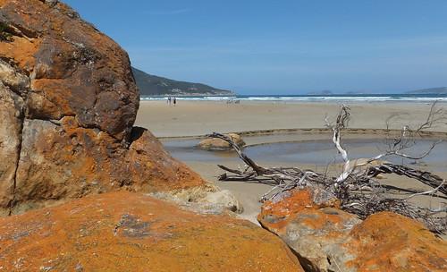 Oberon Bay - Wilsons Promontory - Australian Places