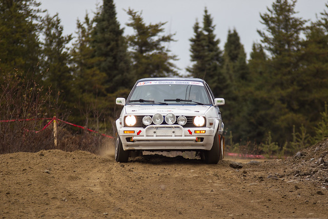 Patrice Maurel / Sébastien Katch - Rallye de Charlevoix 2012