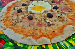 Italian Pizza (Bella Abelita) Tags: food philippines masbate