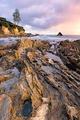 Cali Sunset (Eddie 11uisma) Tags: california park county sunset orange beach del landscapes mar seascapes state southern corona newport eddie lluisma