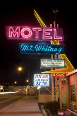 Motel Mt Whitney