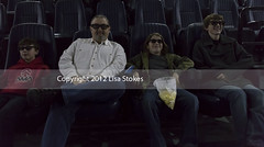 Waiting for The Hobbit (Lisa-S) Tags: portrait cinema ontario canada glasses michael 3d theatre lisas seats movies owen 414 brampton alun trystan copyright2012lisastokes