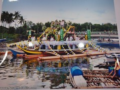 """Fluvial procession of Sto. Nino"" Batangas City Fiesta Photo Contest in SM City Batangas"
