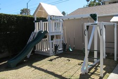 IMG_1161 (Swing Set Solutions) Tags: set play swings vinyl slide structure swing solutions playset polyvinyl