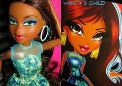 Xpress It! Sasha (Vanity's Child) Tags: dolls sasha mga bratz xpressit