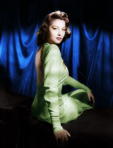 flickriver photoset colorized ava gardner by ofena1