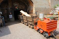 h car (Richard and Doug Graeme) Tags: arizona car mine queen cart bisbee ore