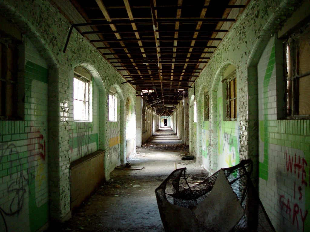 The World's Best Photos of abandoned and byberry - Flickr