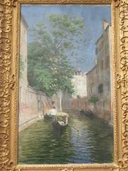 Venise, Rémy Cogghe (1854-1935) - La Piscine, Musée d'Art et d'Industrie, Roubaix (59) (Yvette G.) Tags: musée peinture tableau venise lapiscine nord 59 roubaix muséedartetdindustrie rémycogghe