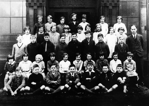 Scotland Street School Glasgow 1926