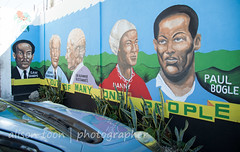 Jamaica-MoBay-Downtown-6349 (alison.toon) Tags: city copyright town mural downtown photographer jamaica hero heroes montegobay alisontoon