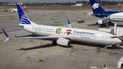 "Copa Airlines ""#FtbolRosario Livery"" - HP-1846CMP - Boeing 737-8V3 (Matheus Obst) Tags: copa airlines ftbolrosariolivery hp1846cmp boeing 7378v3 club atltico rosario central newells old boys pintura especial futebol soccer argentina gru sbgr guarulhos sao paulo sp cumbica brasil brazil br avio airplane plane jet jato planespotting planespotter aviation aviao aeroporto airport air internacional international regional voo voar flight fly flew voando canon spotting dslr wing takeoff landing pouso decolagem decolar"