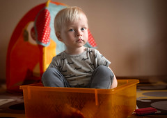 Oliver - I am Here (AlexVan) Tags: family toddler europe poland son geography lodz