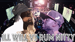 BORN LEGACY 3 PREVIEW RUM NITTY VS ILL WILL  WHO WILL WIN???... (battledomination) Tags: born legacy 3 preview rum nitty vs ill will  who win battledomination battle domination rap battles hiphop dizaster the saurus charlie clips murda mook trex big t rone pat stay conceited charron lush one smack ultimate league rapping arsonal king dot kotd freestyle filmon