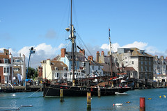 IMG_7315 - Dunkirk Film Set - Weymouth - 28.07.16 (Colin D Lee) Tags: christophernolan warnerbros studio hollywood movie film set dunkirk weymouth quay dorset worldwar2 filming