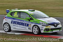 Clio Cup - Q (3) Dan Zelos (Collierhousehold_Motorsport) Tags: cliocup renault clio renaultclio toca snetterton wdemotorsport pyro cooksport teambmr