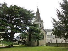Abbaye de Pontlevoy 41 (PatMargat) Tags: abbayedepontlevoy france loiretcher rgioncentre rgioncentrevaldeloire eglise cdre