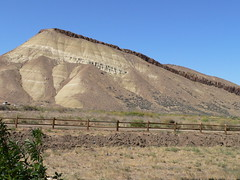 042-33 2007 USA Tour, Oregon, John Day Fossil Beds, Painted Hills Unit (Aristotle13) Tags: 2007 usa tour oregon paintedhills