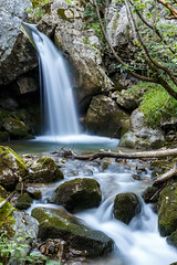 The Hidden Spot (coagator) Tags: stream mountain gorge waterfall water longexposure milesevka srbija serbia landscape