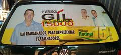 carro nego (Valdison Ap. Gil, Rolim de Moura RO) Tags: pmdb 15000 rondnia rolim moura valdison gil feira politico vereador