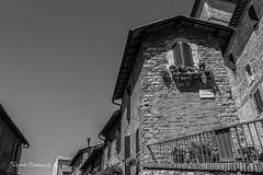 Assisi (uzzunac) Tags: canon eos 7d tamron 1755 umbria estate 2016 assisi blackwhite bianconero monochrome monocromatico