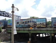 (Select1200) Tags: benching freights trains graffiti railroad chicago art