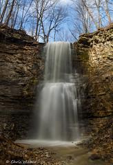 Upper Sydenham Falls (awaketoadream) Tags: ontario canada spring niagara waterfall falls upper early dundas escarpment sydenham