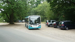 516 at Box Hill last day (bobsmithgl100) Tags: busesexcetera mx08 zdz mx08zdz alexander dennis enviro200 bus route516 boxhill surrey last day