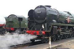 IMG_8428 (D9022) Tags: gloucesterwarwickshirerailway toddington 47376 freightliner gloucestershire 7903 d6948 37248 37215 35006 peninsular oriental sn co royal merchant navy class 4270 foremarke hall d8137 1693 d6036