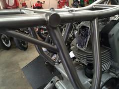 024 (REDMAXSPEEDSHOP.COM) Tags: mh900e ducati titanium frame carbon body redmax cafe racer
