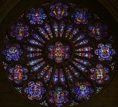 Dwelling in Inaccessible Light (Lawrence OP) Tags: national cathedral washingtondc episcopal rose window