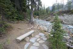 HBM Happy Bench Monday (davebloggs007) Tags: hbm happy bench monday marble canyon british colombia