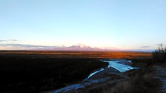 Copper River Bluffs, Glennallen, Alaska #geotag (neukomment) Tags: geotag android alaska wrangellsteliasnp copperriver mtwrangell