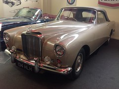 Bentley S2 Continental Drophead Coupe (1960) (andreboeni) Tags: classic british car automobile cars automobiles voitures autos automobili classique voiture retro auto oldtimer bentley s2 continental drophead convertible coupe cabrio cabriolet