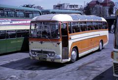 B5180D HD 928 ex SR 606LJ Bournemouth 28 Apr 70 (Dave58282) Tags: bus shamrockrambler 606lj hantsdorset 928