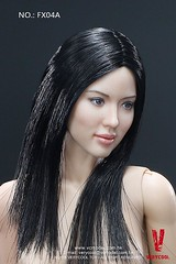 VERYCOOL TOYS VCF-X04 Asian Female Body Set - A8 (Lord Dragon ) Tags: 16scale 12inscale onesixthscale actionfigure doll hot toys verycool female