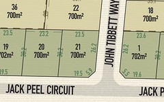 Lot 21, Jack Peel Circuit, Kellyville NSW
