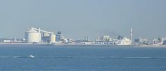 Approaching Calais (lcfcian1) Tags: approaching calais approachingcalais water boat view harbour