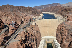 Hoover Dam (dr_marvel) Tags: hydroelectric power electricity water dam hoover nevada arizona mead lakemead