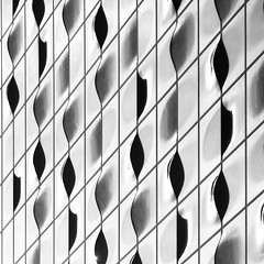 symphonie (morbs06) Tags: herzogdemeuron abstract architecture bw cladding diagonal facade germany glass hamburg light lines monochrome reflections shadow square stripes windows