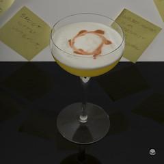 Neil's Sticky Note II (peterriordan70) Tags: cocktails stickynote stilllife studio