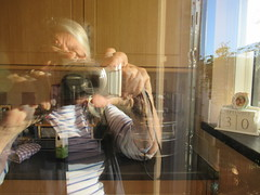 Friday, 30th, 2016, It's me again IMG_7673 (tomylees) Tags: essex morning autumn september 2016 30th friday carol reflection kitchen sunshine