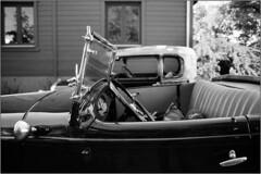 Boubou-Xavier-Bichon-Ranch-Hot Rod-2016 (OldLens24) Tags: ford 1932 coup 1929 roadster mini clubman cooper garden party guzzi moto v65c v65 custom