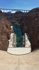 Hoover Dam (James B Currie) Tags: hooverdam hoover dam 2016 travel electricity generators tourism june border arizonanevadaborder