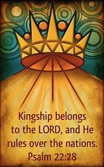 Psalm 22:28 (joshtinpowers) Tags: psalms bible scripture