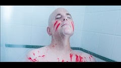 Forgiveness (Splatito8127) Tags: cinematic water shower portrait me self body paint shirtless man